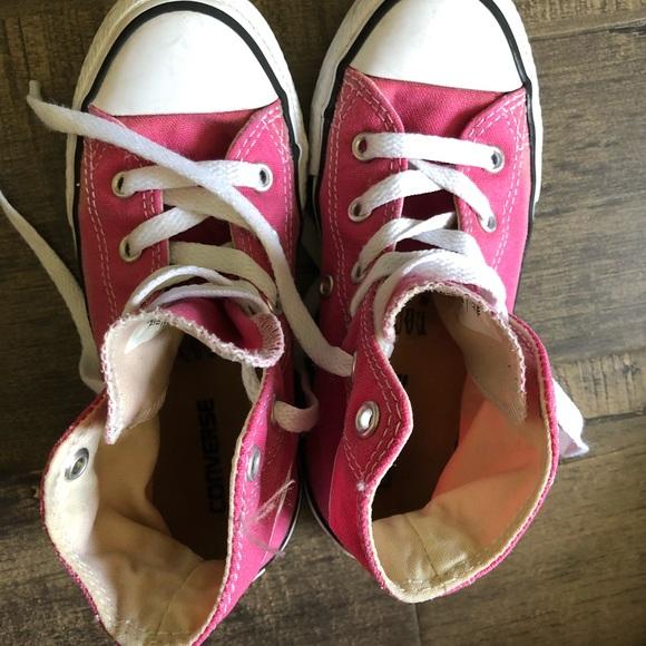 Niños Converse Rosa Tamaño 13 dPdREelZ